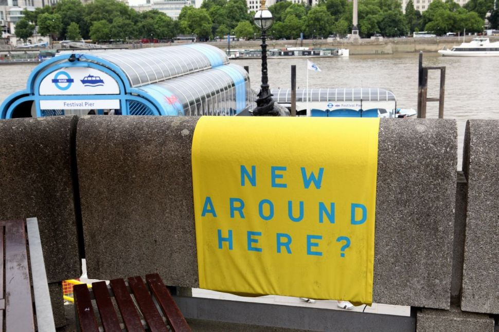South Bank Festival of Neighbourhood: New Around Here?